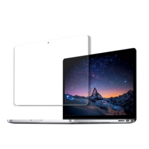 Tempered Glass Screen Protector for Macbook Pro 13.3 with Retina Display (Straight Edge)