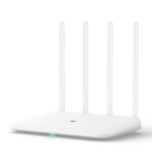 XIAOMI MI Router 4 Wifi Drahtlose Dual Band 2,4 / 5 GHz Gigabit WiFi Repeater 4 Antennen Dual-Core-Wireless-Router - US-Stecker