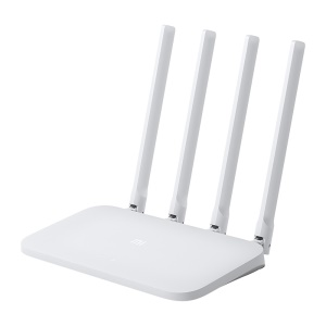 Router Wireless XIAOMI Mi 4C WIFI 2,4 Ghz / 300Mbps / Quattro Antenne / Controllo APP Intelligente - Spina Degli Stati Uniti