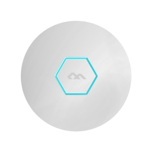 COMFAST CF-E325N 300Mbps Ceiling AP Excellence in Networking WiFi Access Point Wireless Indoor - UK Plug
