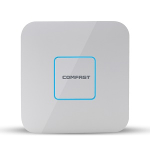 COMFAST CF-E355AC 1200Mbps Ceiling AP Excellence in Networking WiFi Access Point Wireless Indoor AP - US Plug