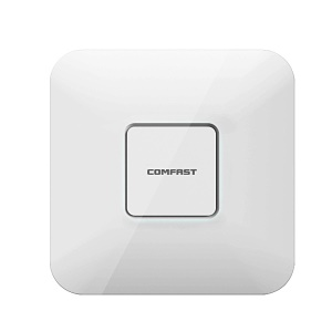 COMFAST CF-E380AC Wireless Indoor AP 5.8G+2.4G 1750Mbps WiFi Router - UK Plug