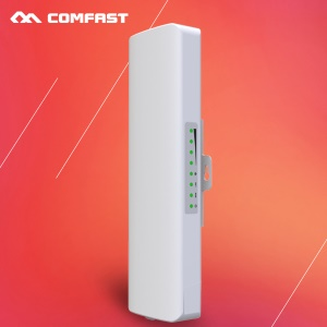 COMFAST CF-E214N 400mW 2.4GHz 150Mbps Wireless LAN Outdoor CPE/AP Router - EU Plug