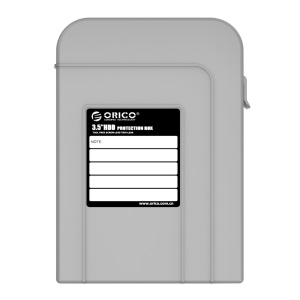 ORICO PHI-35 Professional Premium Anti-Static 3.5'' Inch Hard Drive Protective Case Enclosure HDD Storage