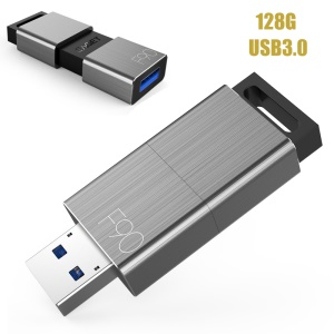 EAGET F90 USB 3.0 High Speed 128GB Capless USB Flash Drive