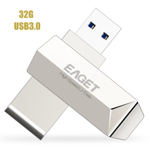 EAGET F70 USB 3.0 High Speed 32GB USB Flash Drive Memory Stick