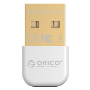 ORICO BTA-403 Mini USB Bluetooth Dongle for Smartphone Tablet Speaker Headset - White