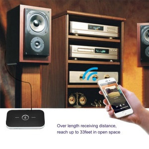 LENGEE B6 CE RoHS FCC 2-In-1 Bluetooth V4.1 Audio Receiver Transmitter