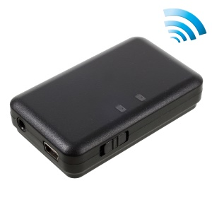 Wireless A2DP Stereo Bluetooth Music Receiver with 3.5mm AUX port (TS-BT35F02)