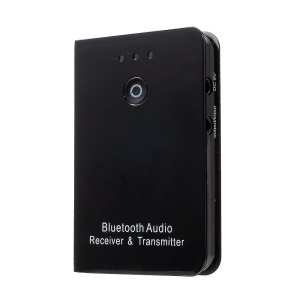 2-in-1 Wireless Bluetooth Audio Receiver and Transmitter Adapter Dongle (TS-BT35FA02) - Black