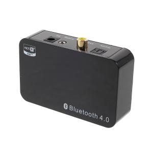 SBC/APTX Bluetooth 4.0 Music Receiver with Toslink Coaxial Analog Outputs (TS-BTAD01) - EU Plug