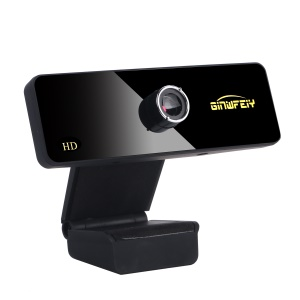 A3 UBS Interface 360 Degree Rotating Focusing HD720P Computer PC Camera with Digital Mic