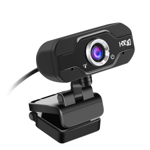 HXSJ S50 HD 720P Desktop or Laptop Webcam for Video Recording, Living Streaming and Calling