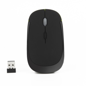 3 Buttons 2.4Ghz Wireless Mouse