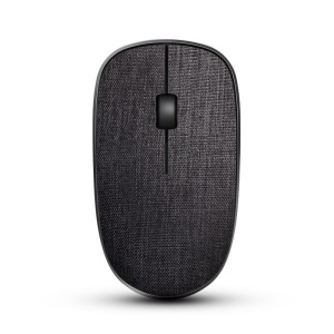 fb8987b336c RAPOO 3500Pro 2.4G Optical Wireless Mouse USB Gaming Mice with Soft Fabric  Cover - Black