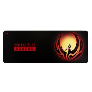 COMBATWING G1 Large Mouse Mat Anti-slip Computer Gaming Mouse Pad