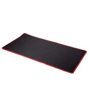 Red - Large Mouse Overlocking Mat Anti-slip Computer Gaming Mouse Pad