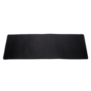Black - Mouse Overlocking Mat Anti-slip Computer Gaming Large Mouse Pad Mat, Size: 300 x 800 x 2mm