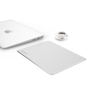 ORICO AMP2218 Aluminum Alloy Mouse Pad with 1.5mm Aluminum Alloy & 0.5mm Rubber