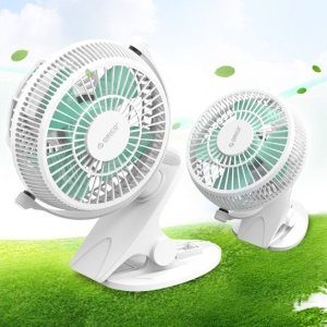 ORICO UF2 Clip-on 360 Degree Rotary USB Cooling Fan