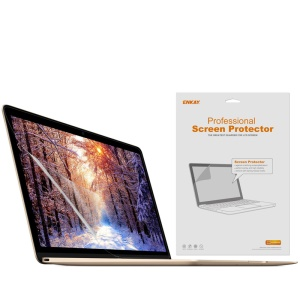 ENKAY HD Clear PET Film Screen Protector for MacBook 12-inch with Retina Display(2015)
