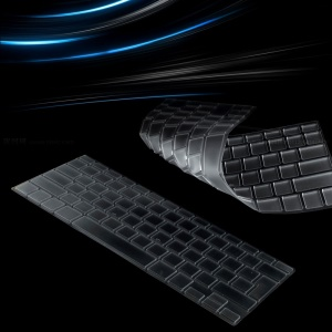 HAT PRINCE Silicone Keyboard Protector Skin for Macbook 15.4inch / 13.3inch (EU Versions)