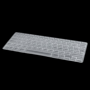 HAT PRINCE Silicone Keyboard Guard Film for MacBook 13.3 / 15.4 inch (European Version)