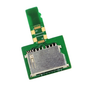SD Card Socket Female to Micro-SD TF Male Memory Card Kit Extension Adapter Testing Tools
