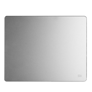 XIAOMI Mi Metal Mouse Pad Delicate Mouse Mat for Home Office - Size: L (300x240x3mm)