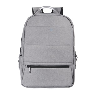 HOCO HS4 Casual Backpack Shoulder Bag for 15.6-inch Laptop - Light Grey