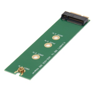 TS-V32 M.2 NGFF SSD to 18Pin Blade Adapter Replace SSD for ASUS UX31 UX21 Zenbook OD