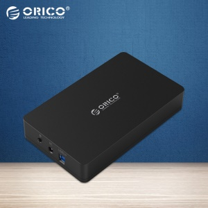 ORICO 3569S3 3.5-inch USB 3.0 to SATA III External Hard Enclosure Case for 3.5'' HDD - EU Plug
