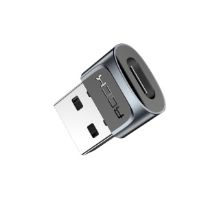 ROCK Type-C Female to USB Male Charging Data Adapter