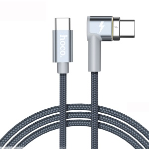 HOCO U40C Type-C 87W Angled Magnetic Charging Cable