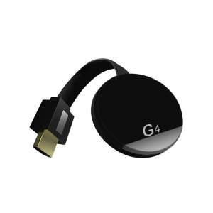 G4 Media Streamer Miracast WiFi HDMI Dongle Receiver for Netflix YouTube
