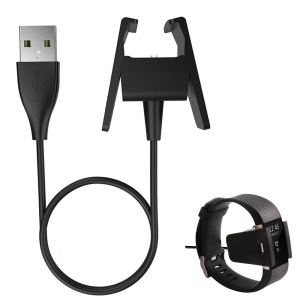 Replacement USB Charging Cable Cord for Fitbit Charge 2