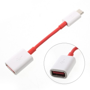 ONEPLUS Type-C OTG Cable USB Charge Data Cord, Length: 10cm