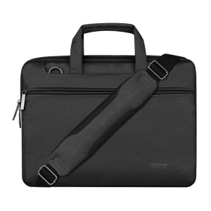 CARTINOE Bright Series Laptop Bag for Macbook Pro 13.3 inch, 38x27x3.5cm - Black