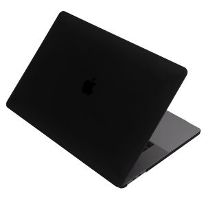 LENTION Matte Anti-kratz-PC Hard Case für MacBook Pro 13 Zoll (2016) mit Touch-Bar - Schwarz