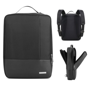 SHINLEE 15.6-inch Multi-functional Business Travelling Backpack Laptop Computer Bags - Black