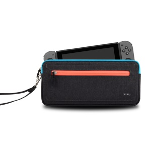 WIWU Portable Soft Case for Nintendo Switch - Black