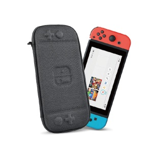WIWU Shell Lite Case Protective Carrying Case for Nintendo Switch - Black