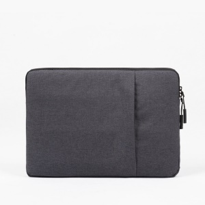 POFOKO 13.3 inch Shockproof Laptop Protection Pouch Bag, Size: 350 x 250 x 20cm - Black