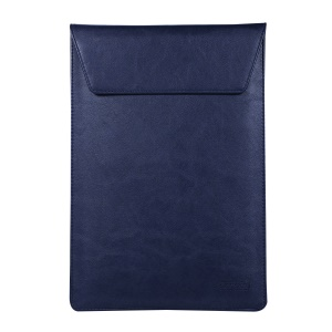 Universal PU Leather Laptop Case [Size 31x21cm] for 11.6-inch Laptop - Blue
