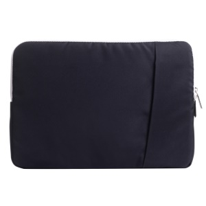 SSIMOO 2-in-1 Desktop Oxford Cloth Sleeve Bag for MacBook 12-inch with Retina Display(2015) - Black