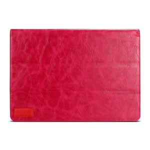 OATSBASF Genuine Leather Protective Case for MacBook 12-inch with Retina Display - Rose