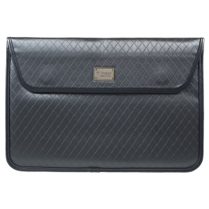 XINCUCO Gro Series Textured Bladder Laptop Bag for MacBook Air 11-inch/12-inch with Retina Display(2015) - Black