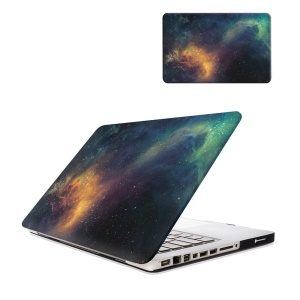 Night Starry Sky PC Hard Protective Case for MacBook Air 13.3-inch - Dark Blue