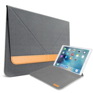 Origami Stand Tablet Sleeve Pouch Bag for iPad Pro 12.9 / Microsoft Surface Pro 4 Etc, Size: 32 x 23.5cm