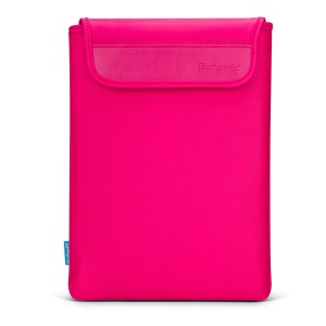 BAFEWLD JZ Series Oxford Cloth Carrying Sleeve Case for MacBook Pro 15.4 Retina - Rose